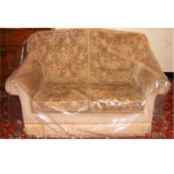 Two seater heavy duty settee cover